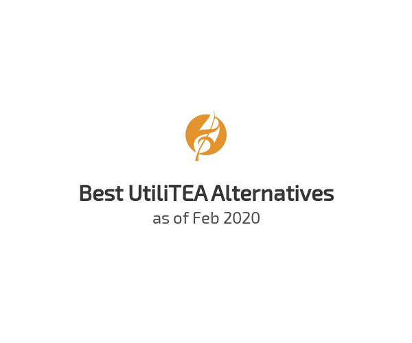 Best UtiliTEA Alternatives