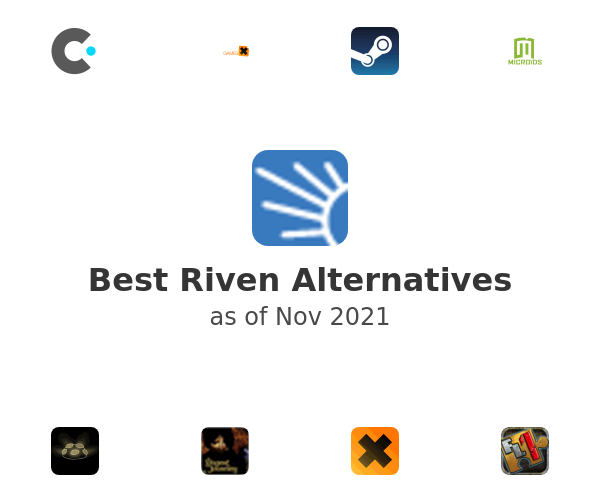 Best Riven Alternatives
