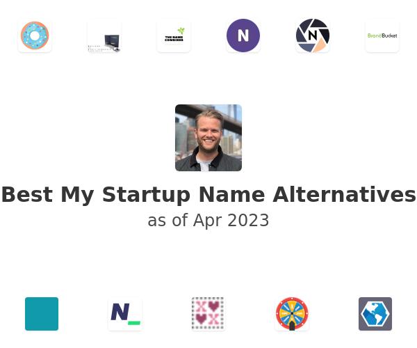 Best My Startup Name Alternatives