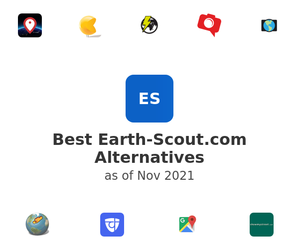 Best Earth-Scout.com Alternatives