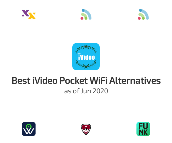 Best iVideo Pocket WiFi Alternatives