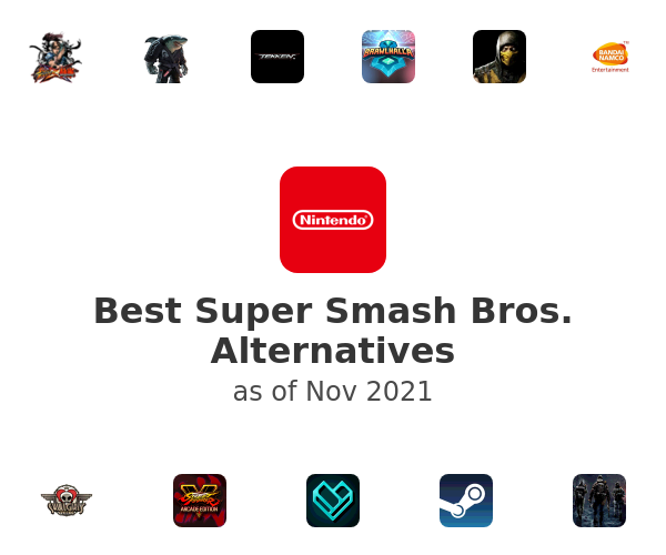 Best Super Smash Bros. Alternatives