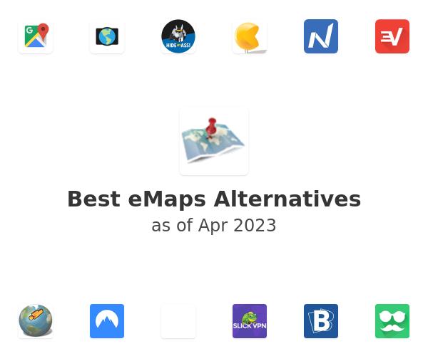 Best eMaps Alternatives