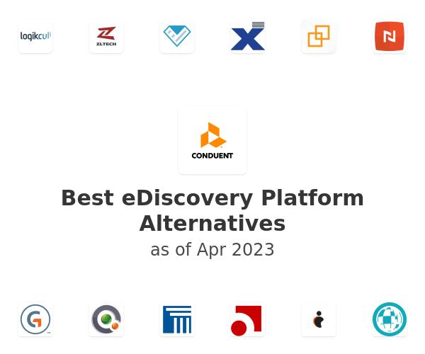 Best eDiscovery Platform Alternatives
