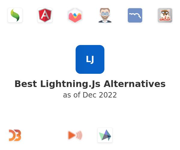Best Lightning.Js Alternatives