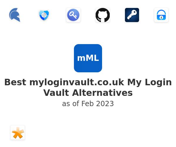 Best My Login Vault Alternatives