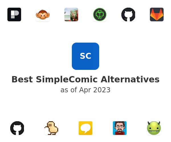 Best SimpleComic Alternatives