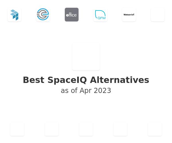Best SpaceIQ Alternatives