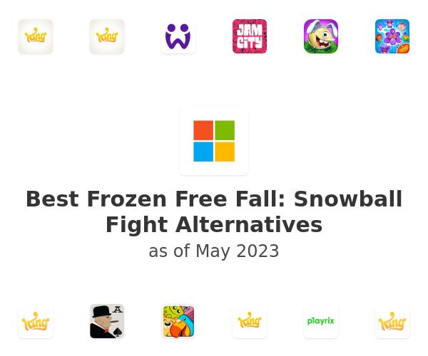 Best Frozen Free Fall: Snowball Fight Alternatives