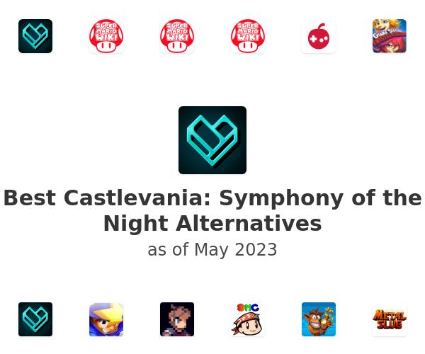 Best Castlevania: Symphony of the Night Alternatives