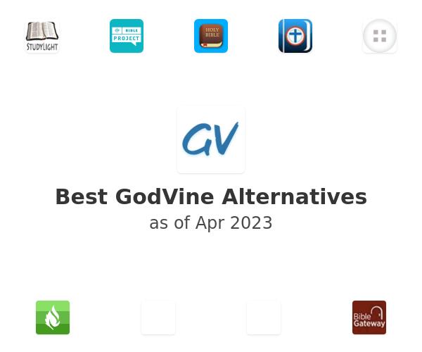 Best GodVine Alternatives