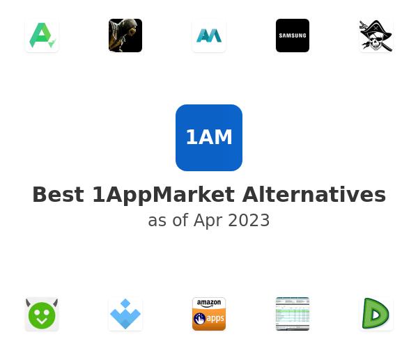 Best 1AppMarket Alternatives