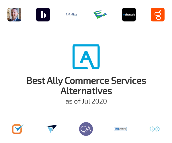 Best Ally Commerce Services Alternatives