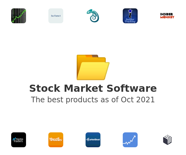 Stock Market Software