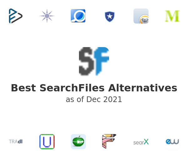 Best SearchFiles Alternatives