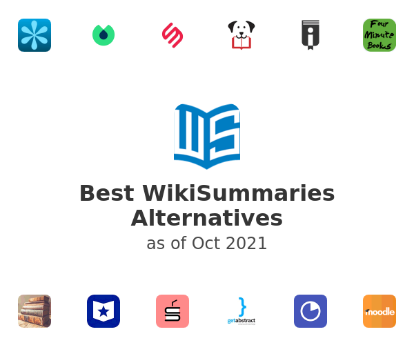 Best WikiSummaries Alternatives