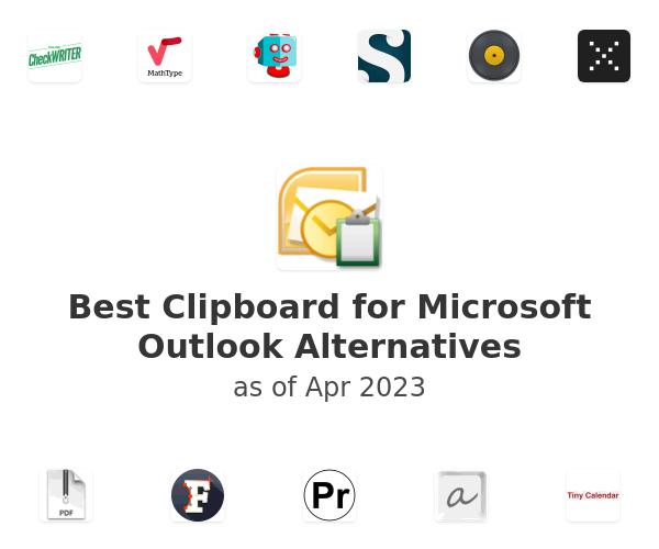 Best Clipboard for Microsoft Outlook Alternatives