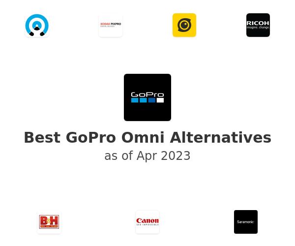 Best GoPro Omni Alternatives