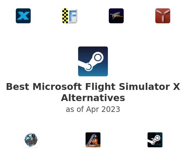 Best Microsoft Flight Simulator X Alternatives