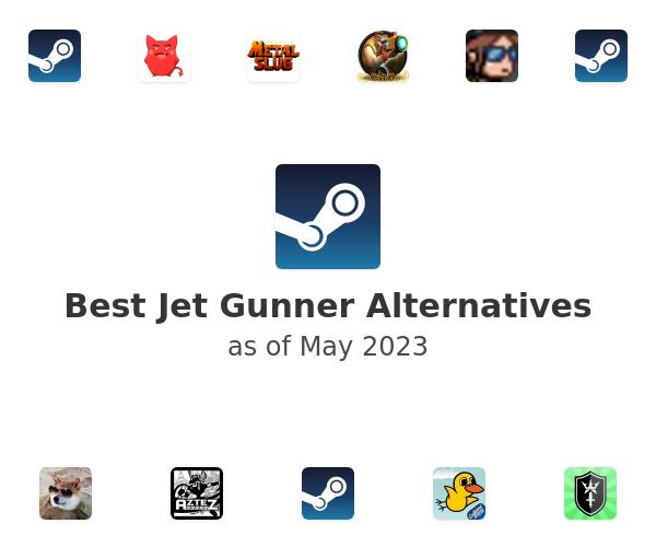 Best Jet Gunner Alternatives