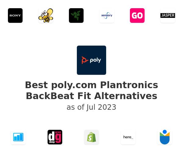 Best Plantronics BackBeat Fit Alternatives
