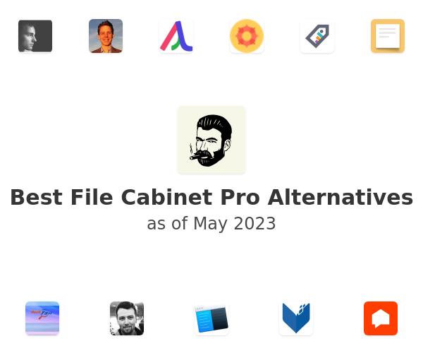 Best File Cabinet Pro Alternatives