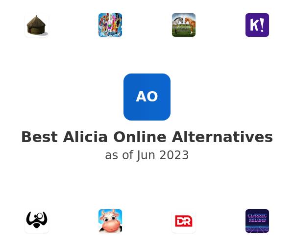 Best Alicia Online Alternatives