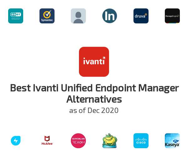 Best Ivanti Unified Endpoint Manager Alternatives