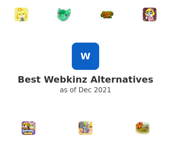 Best Webkinz Alternatives