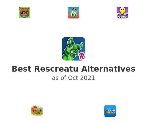 Best Rescreatu Alternatives