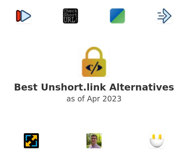 Best Unshort.link Alternatives
