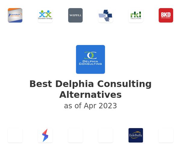 Best Delphia Consulting Alternatives