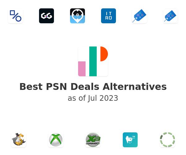 Best PSN Deals Alternatives