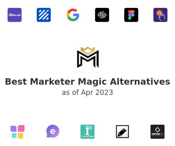Best Marketer Magic Alternatives