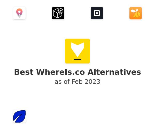 Best WhereIs.co Alternatives
