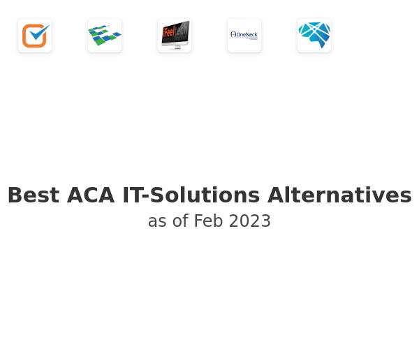 Best ACA IT-Solutions Alternatives