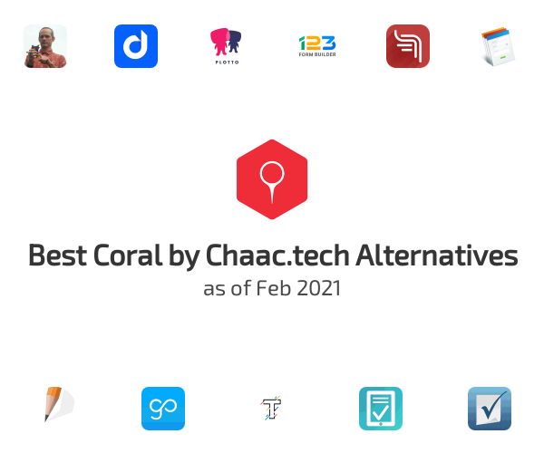 Best Coral by Chaac.tech Alternatives