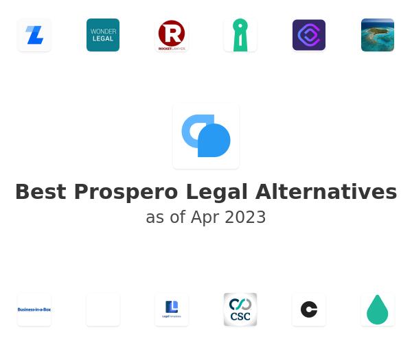 Best Prospero Legal Alternatives