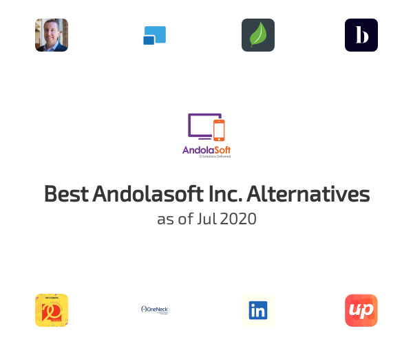 Best Andolasoft Inc. Alternatives