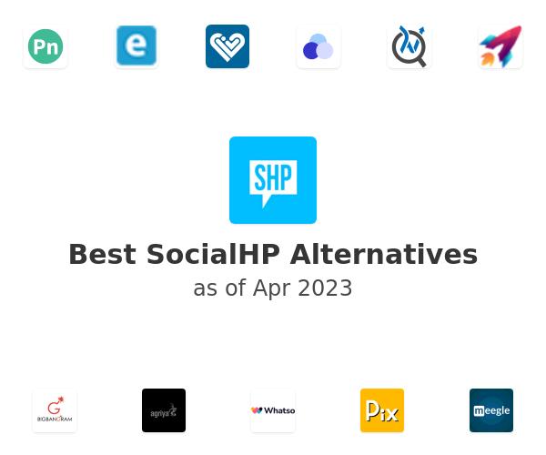 Best SocialHP Alternatives