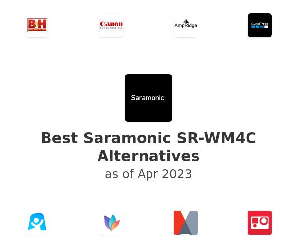 Best Saramonic SR-WM4C Alternatives