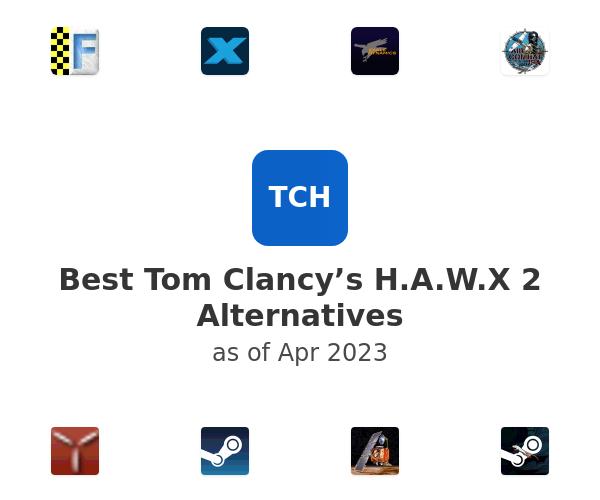 Best Tom Clancy's H.A.W.X 2 Alternatives