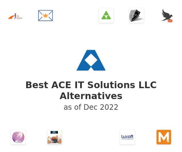 Best ACE IT Solutions LLC Alternatives
