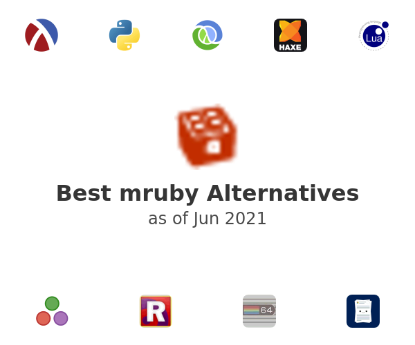 Best mruby Alternatives