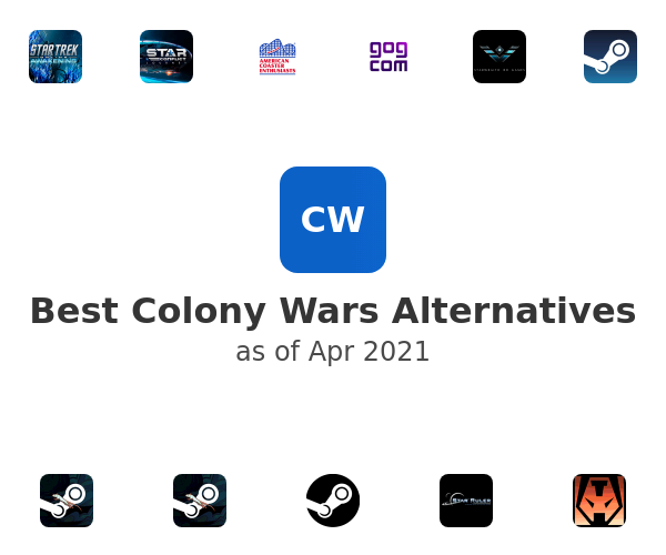 Best Colony Wars Alternatives