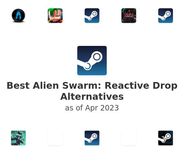 Best Alien Swarm: Reactive Drop Alternatives