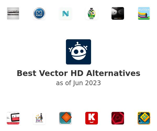 Best Vector HD Alternatives