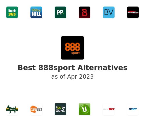 Best 888sport Alternatives
