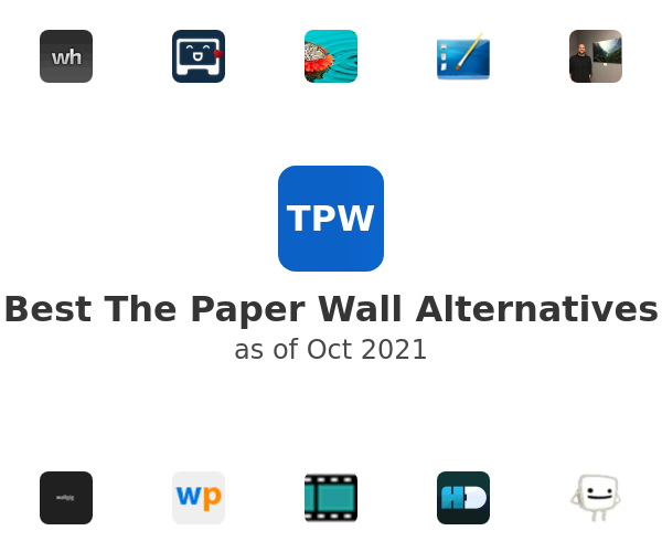 Best The Paper Wall Alternatives