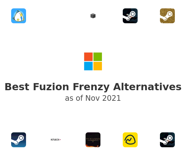 Best Fuzion Frenzy Alternatives